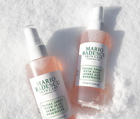 Anna Dives Deep Mario Badescu Aloe Herbs And Rosewater